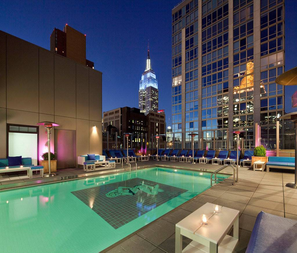 Hotel Review Gansevoort Park Avenue Nyc New York