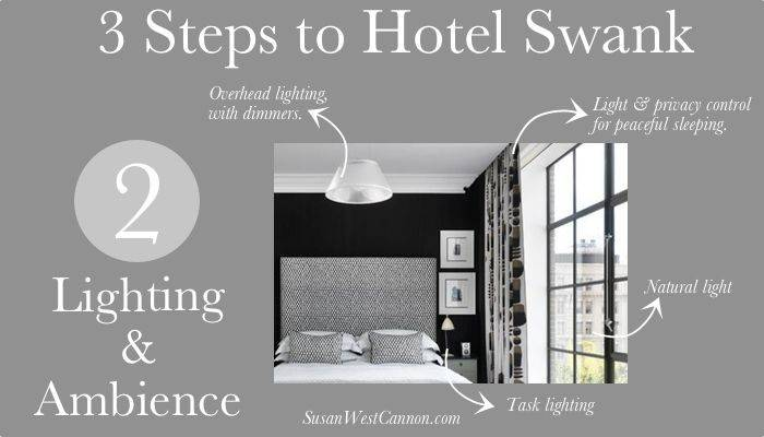 Hotels Create Ambience Lighting Need Add Our