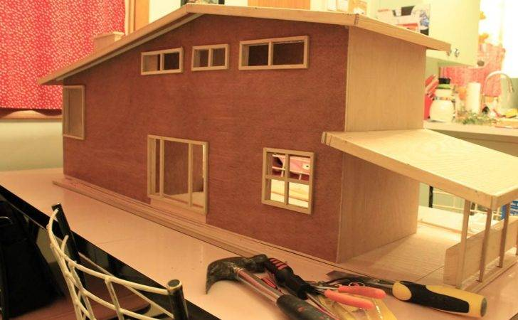 Hours Kate Build Dollhouse Scratch