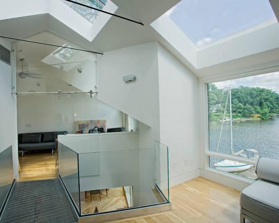House Design Ideas Awesome Creek Side Contemporary Interior