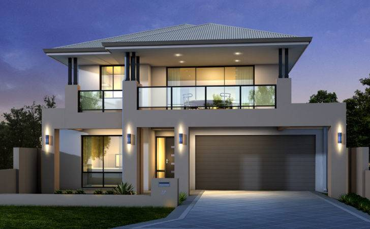 House Design Plans Exterior Colonial Modern
