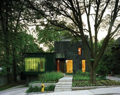 House Designed Paul Raff Studio Has Been Recognized