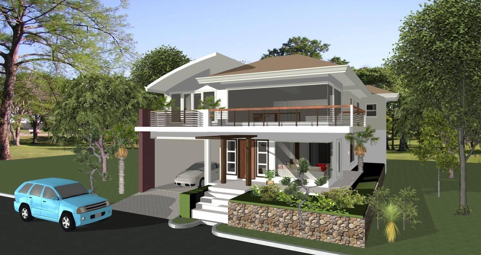 House Designs Iloilo Philippine Home Philippines Design