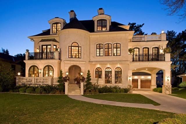 House Exterior Design Idea Applied Custom Dream Homes Classic