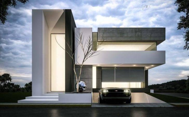 House Facades Pinterest Modern