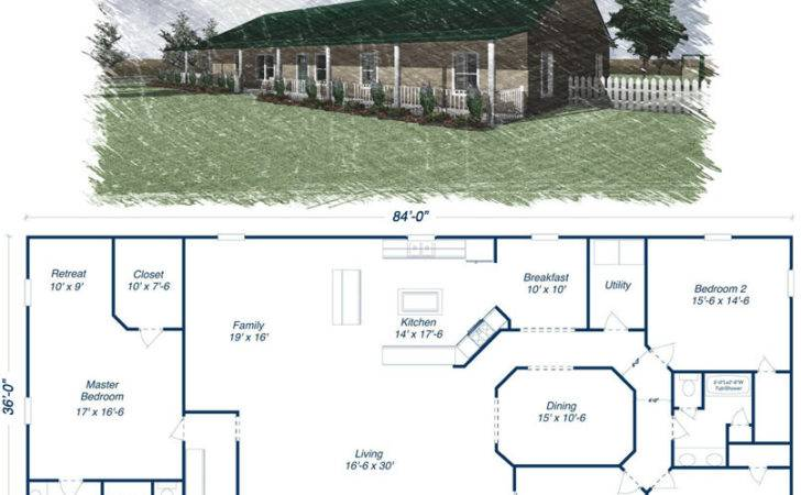 House Floors Barn Green Plans Metal Floor