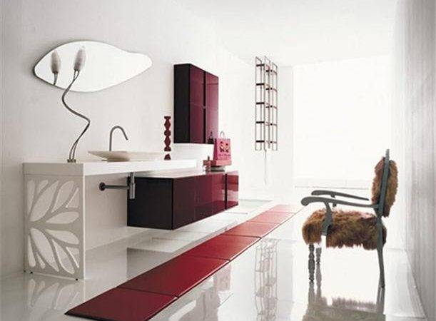 House Garden Luxury Italian White Bathroom Design Ideas