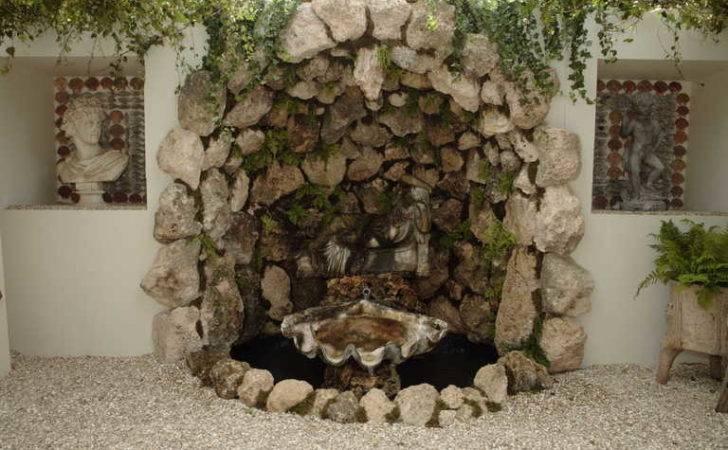 House Grotto Designs Tuffa Rock Shell Century