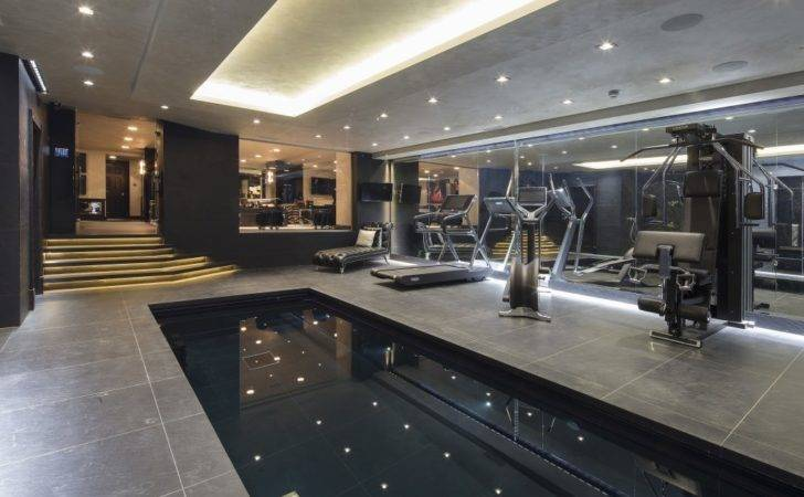House Gym Very High Wish List
