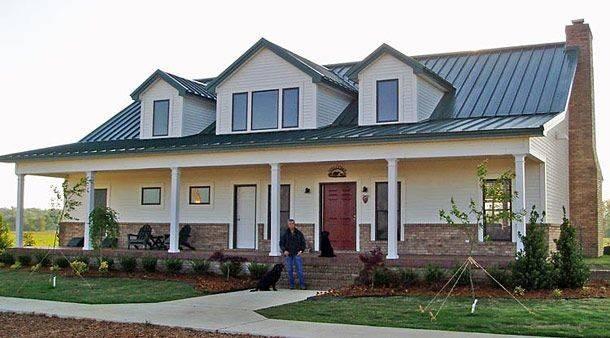 House Metals Buildings Dreams Metal Home