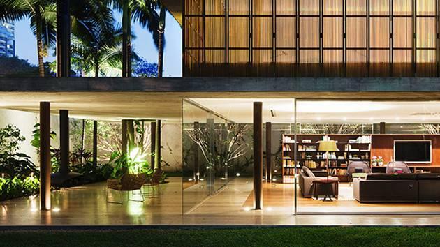 House Paulo Brazil Home Design Lover