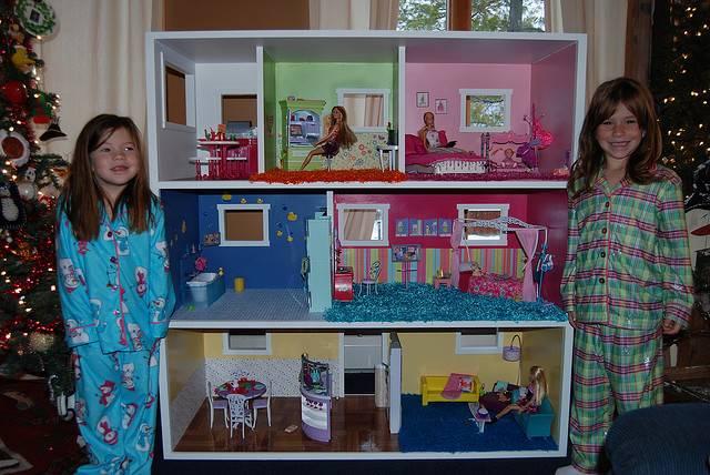 House Pinterest Barbie Furniture Doll