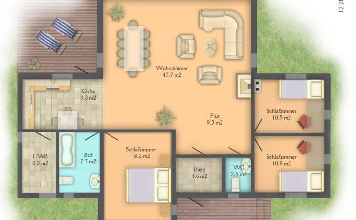 House Plan Scandinavian Hauspl Grundrisse