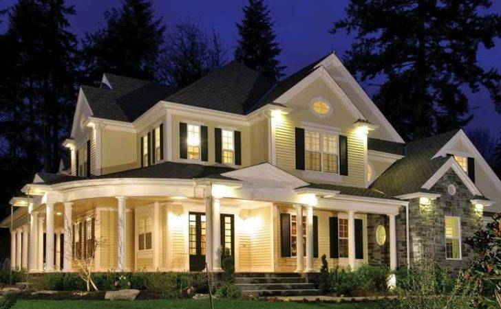 House Plans Dream Home Source Country Farm Cottage
