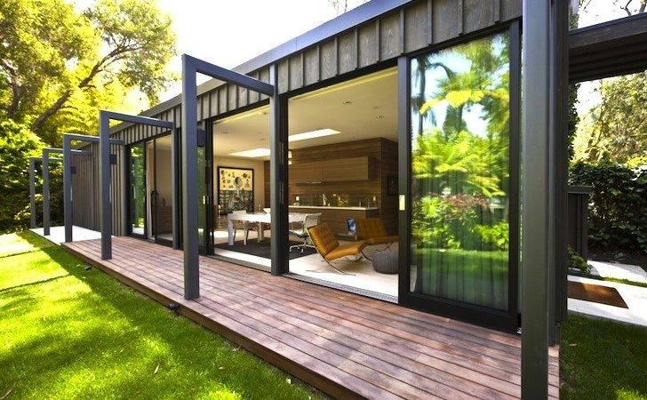 House Santa Monica Takes Cues Minimalist Scandinavian Design