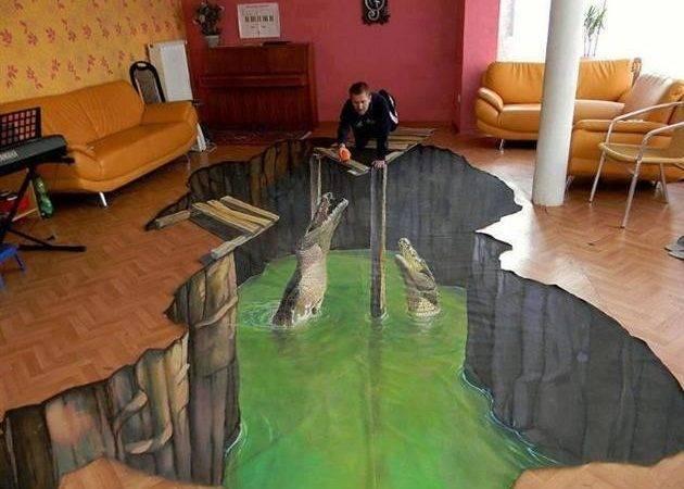 Household Floor Art Hiconsumption