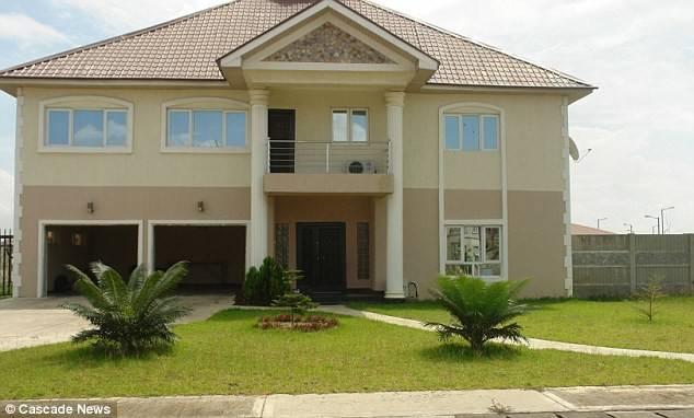 Houses Nigeria Bungalow House Design Modern