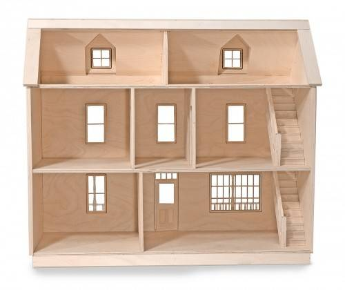 Houses Plans Besides Bird House Doll