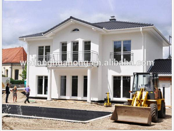Houses Prefabricated Residential Building