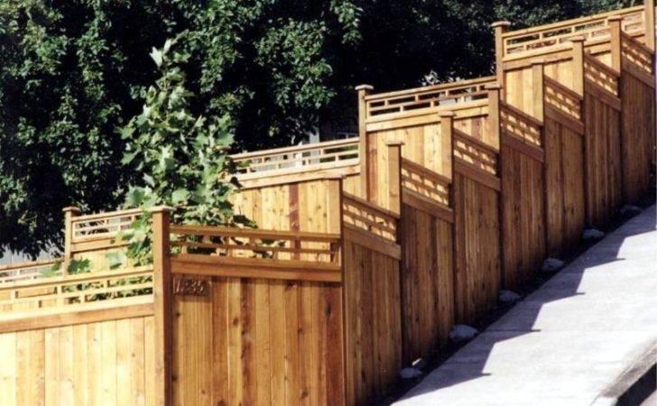 Huckleberry Fences