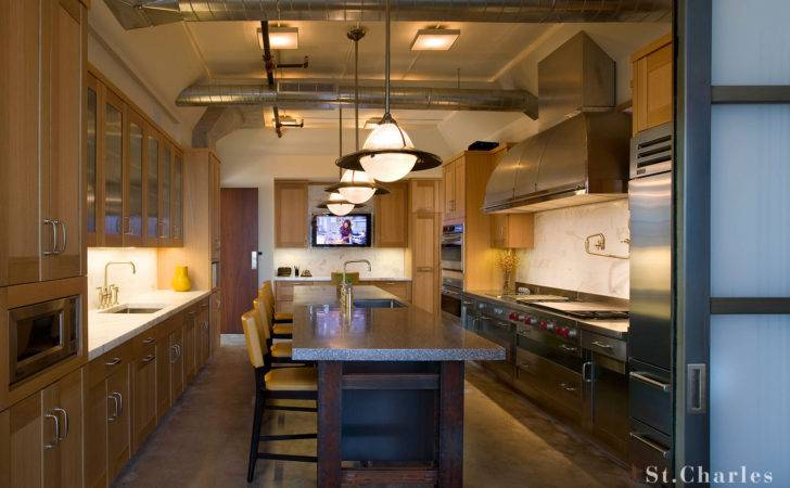 Hudson Street Charles New York Luxury Kitchen Design