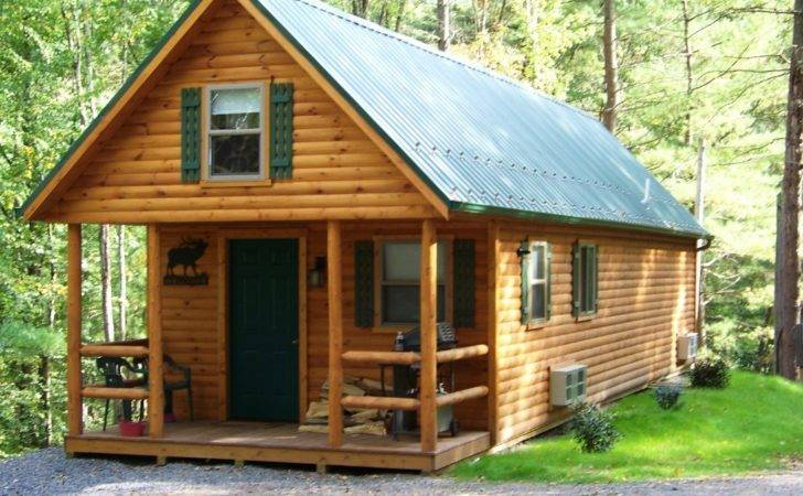 Hunting Cabin Plans Small Design Cottage Blueprints
