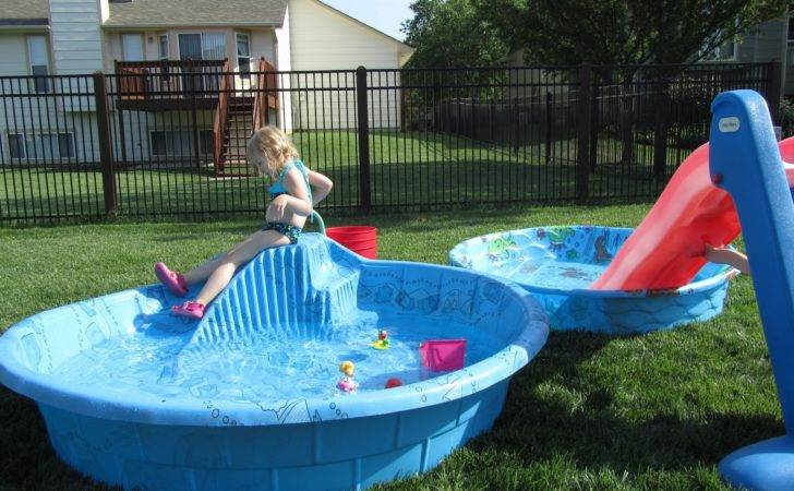 Hutchins Backyard Pool Party