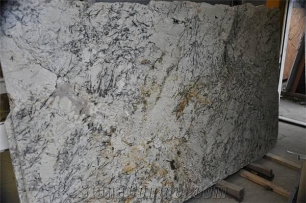 Ice Blue White Granite Slabs United States Stonecontact