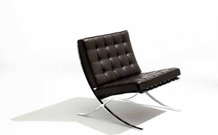Icon Barcelona Chair India Architecture Design