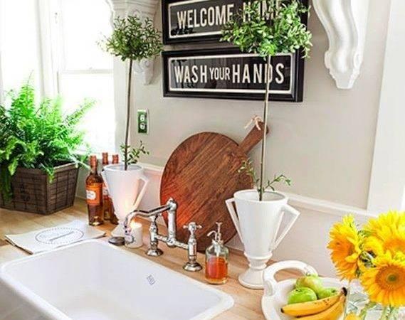 Idea Above Sink Window Kitchen Ideas Pintere