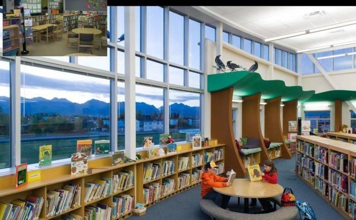 Idea Interior Design Library Planning