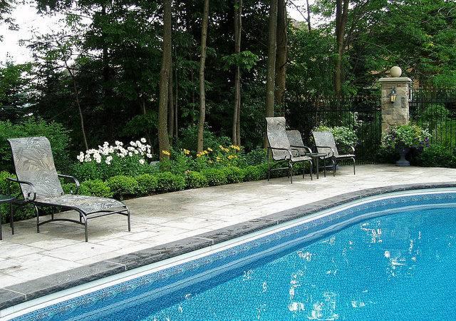 Ideas Around Pools Create Best Plan Landscaping Pool