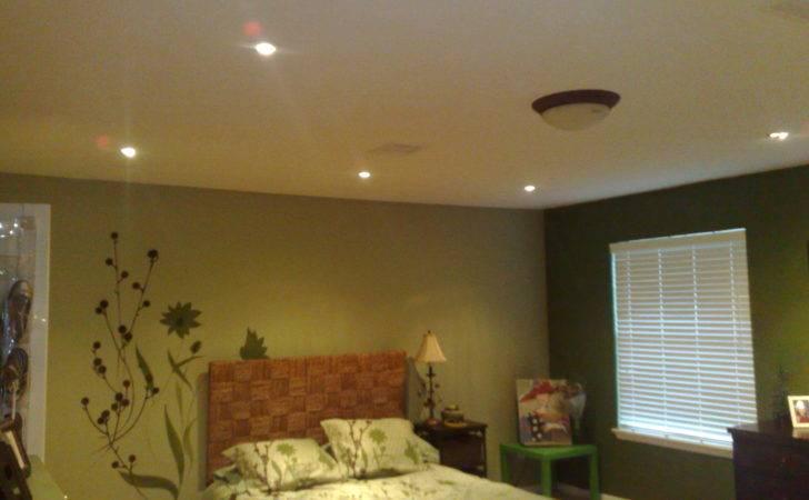 Ideas Bedroom Recessed Lighting