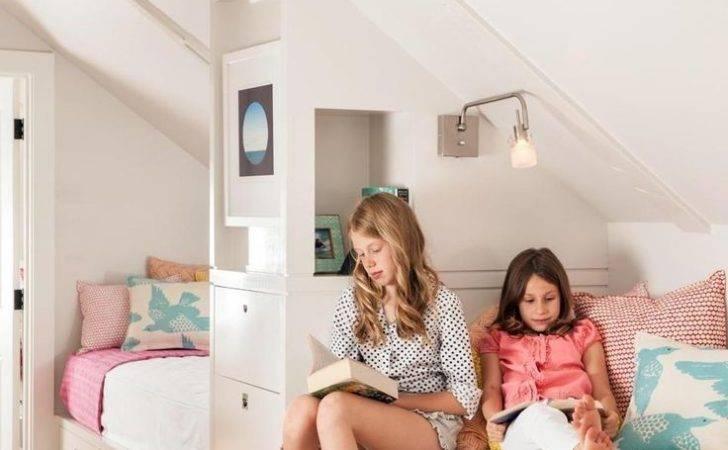Ideas Beds Girls Pinterest Bunk