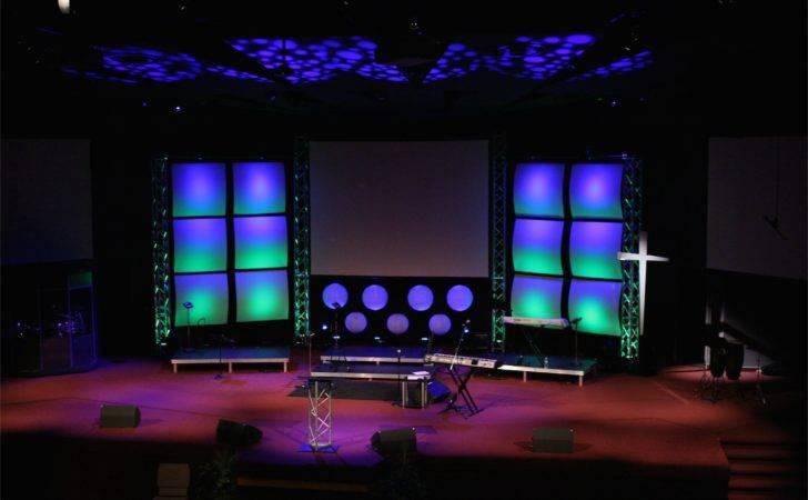 Ideas Church Stage Designs Small Space Joy Studio Design