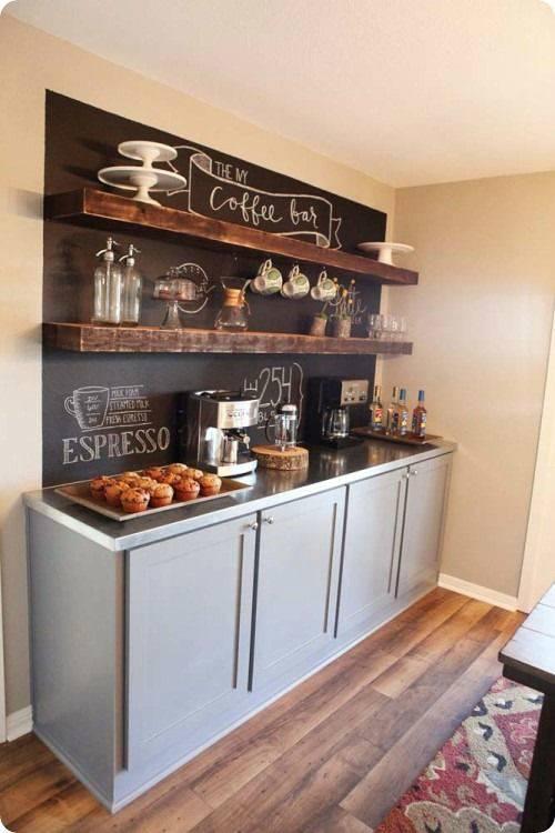 Ideas Create Best Coffee Station Decoholic