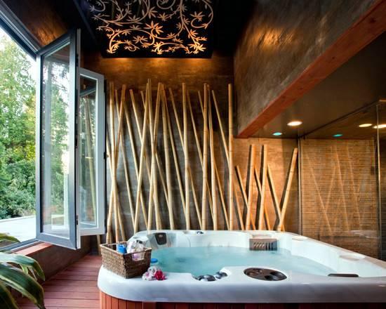Ideas Decorative Bamboo Poles Used