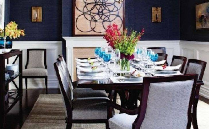 Ideas Dining Rooms Interiors Chairs Grasscloth