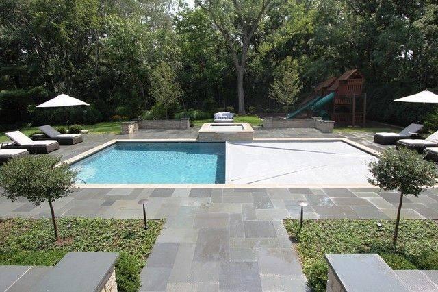 Ideas Gardening Favorites Pinterest Rectangular Pool