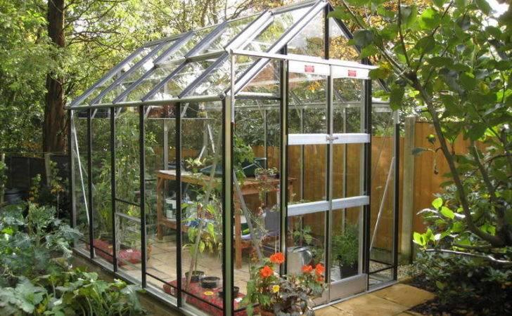 Ideas Glass Greenhouse Wood Fence Best