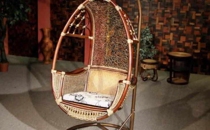 Ideas Hanging Papasan Chair Wooden Houses