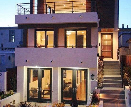 Ideas House Facades Pinterest Modern