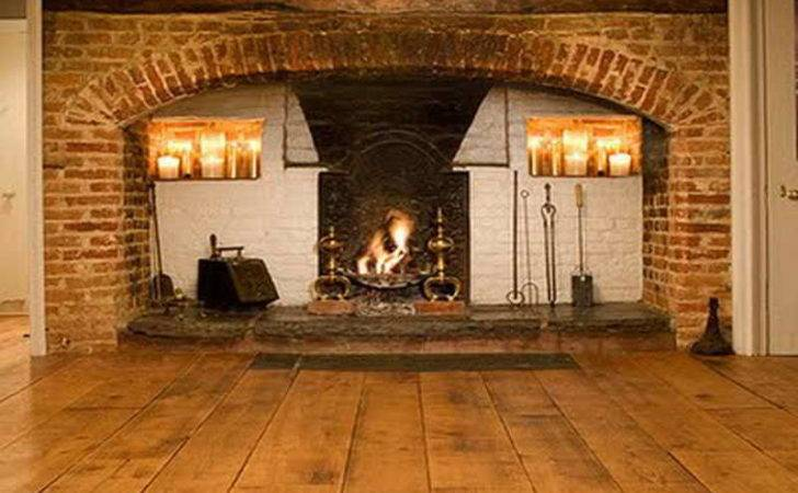 Ideas Inglenook Fireplace Design Modern