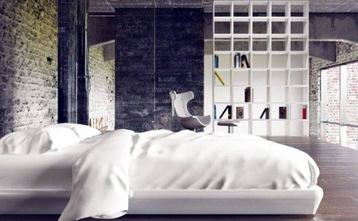 Ideas Modern Urban Bedroom Decor Grey White Diy Home