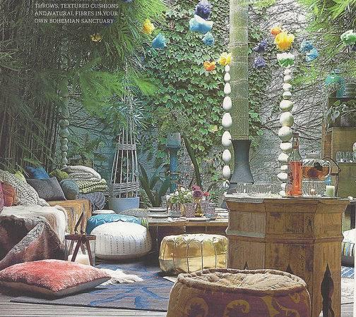 Ideas Moroccan Garden Pinterest Lanterns