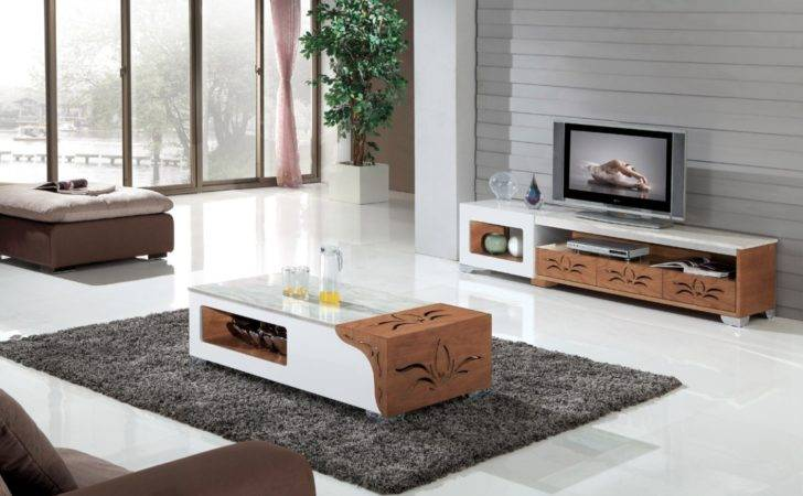 Ideas New Center Table Your Living Room Modern Tables
