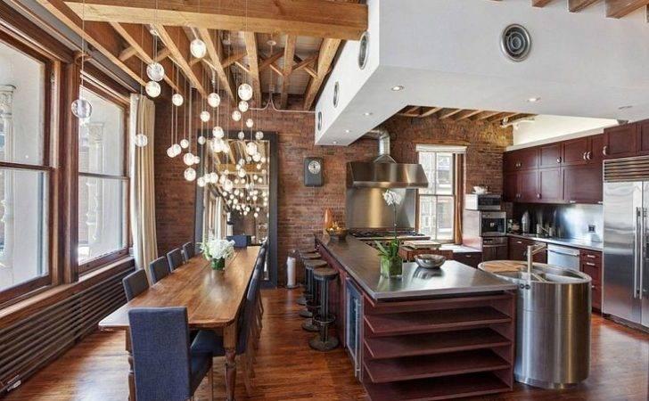 Ideas New York Loft Pinterest Apartments Nyc