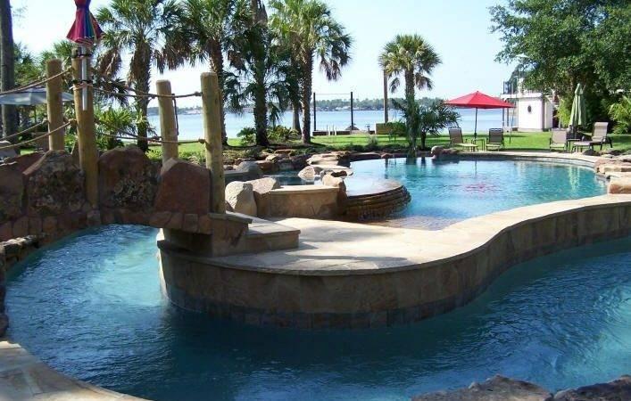 Ideas Pool Builders Pinterest Luxury Pools Swimming