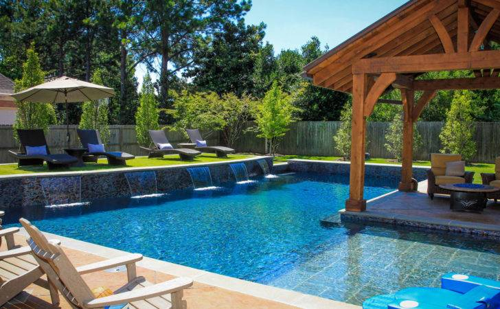 Ideas Pool Designs Small Laguna Pools Alpine Backyard