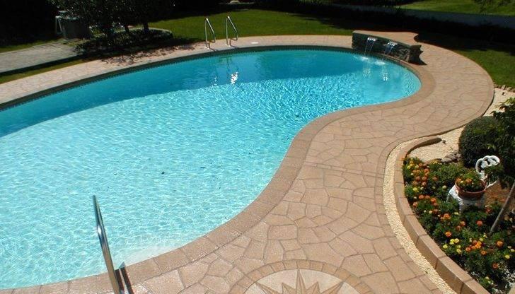 Ideas Resurfacing Driveways Sidewalks Patios Walkways Pool